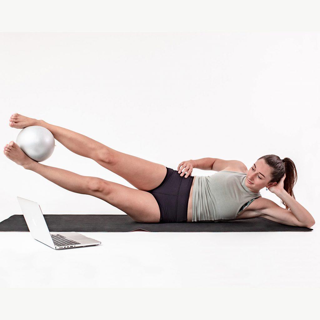Her. Studio   Pilates Yoga Barre Online On Demand