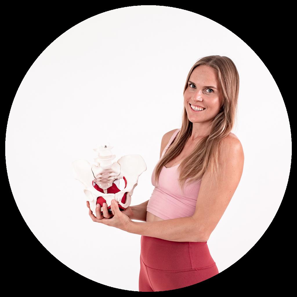 Caitlin Womens Health Physiotherapist